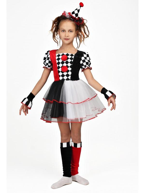 Карнавальний костюм для дівчинки на свято