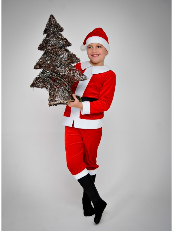 Карнавальний костюм Санта Клаус