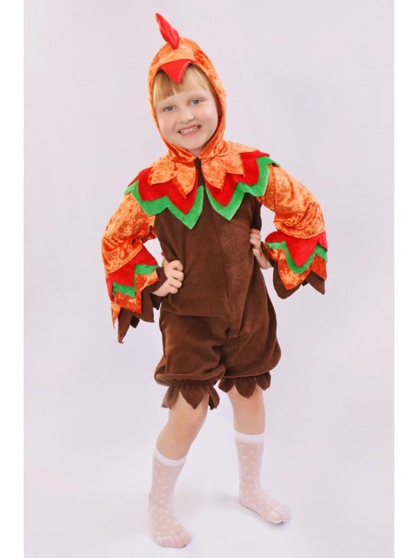 Карнавальний костюм Півник
