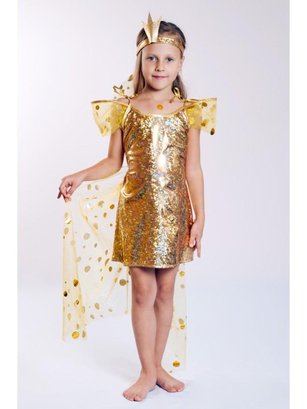 Карнавальний костюм Золота Рибка