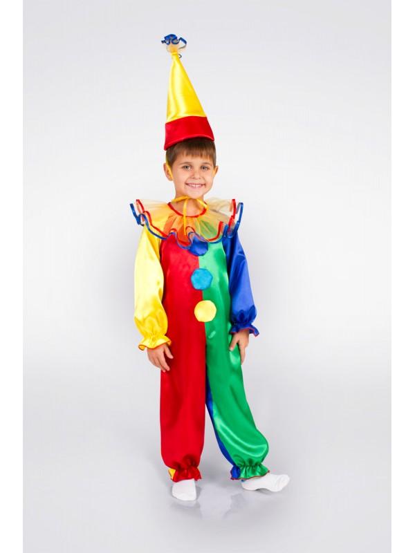 Карнавальний костюм Клоун