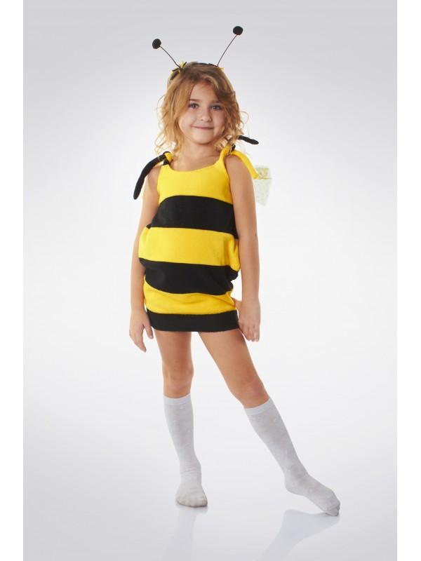 Карнавальний костюм Бджілка фліс