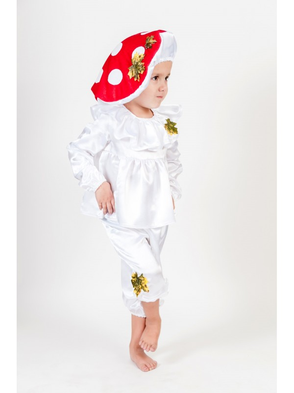 Карнавальний костюм  Мухомор