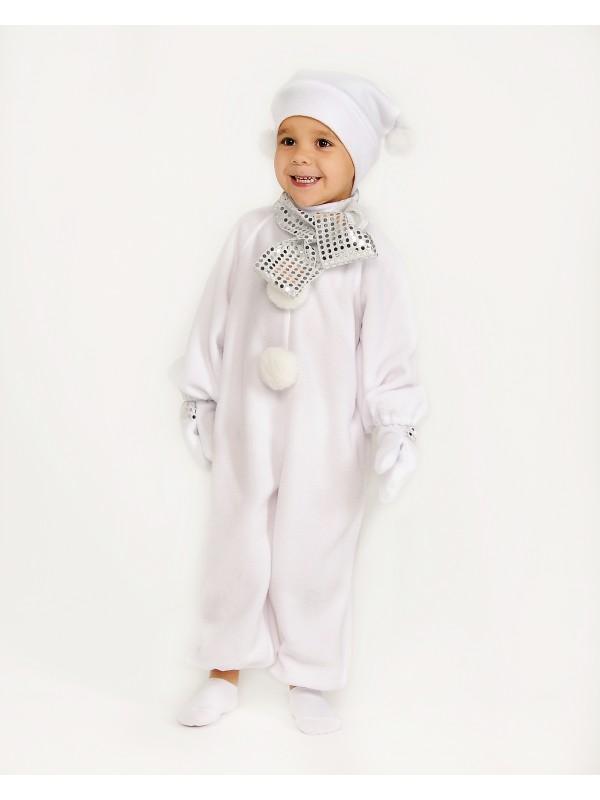 Карнавальний костюм Сніговик Сніжок