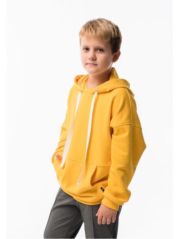 Худі для хлопчика Oversize жовте