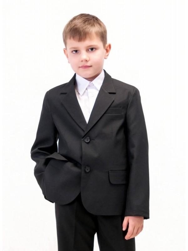 Піджак класичний чорний